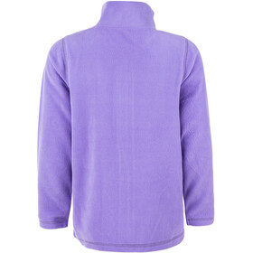 Color Kids Tembing Fleece Jacket Kids purple hebe